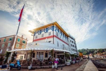 Hotel Piran - luxusní hotely