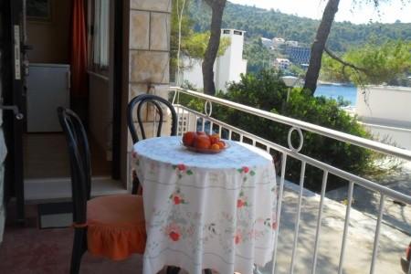 Ubytování Brna (Korčula) - 12614 - v září