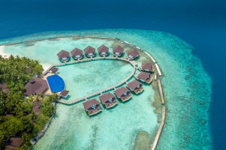 Ellaidhoo Maldives By Cinnamon - v říjnu