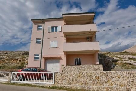 Ubytování Zubovići (Pag) - 15342 - first minute