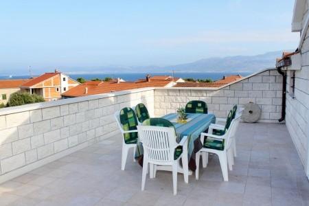 Ubytování Supetar (Brač) - 5658 - Brač v srpnu - Chorvatsko