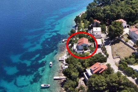 Ubytování Lumbarda (Korčula) - 4446