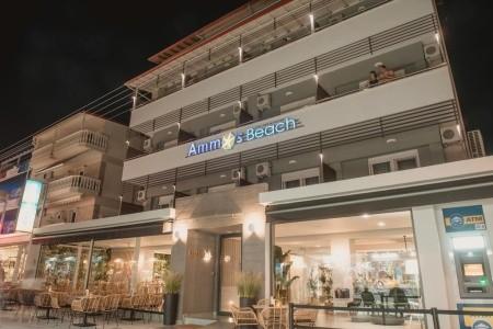 Hotel Ammos Beach - letní dovolená u moře