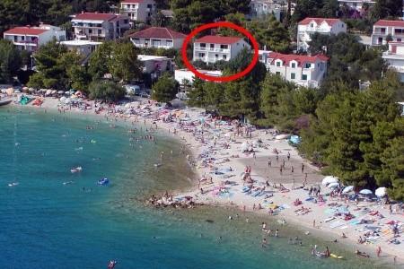 Ubytování Baška Voda (Makarska) - 2578 - Last Minute a dovolená