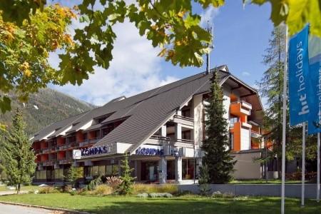 Hotel Kompas - v srpnu