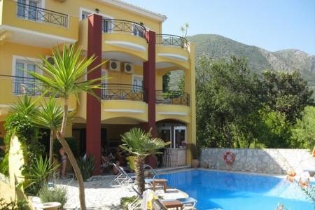 Golden Star Studios Senioři 55+, Řecko, Lefkada