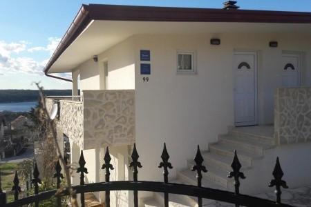 Ubytování Karin Gornji (Novigrad) - 16610 - Last Minute a dovolená