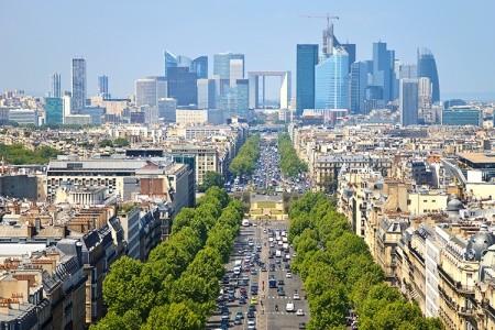 Eurovíkend Paříž - Hotel Atypik