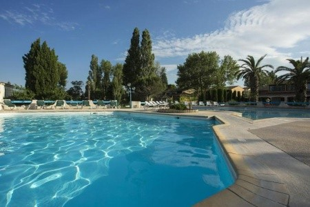 Soleil Vacances Hôtel Club Résidence Les Amandiers - v červnu