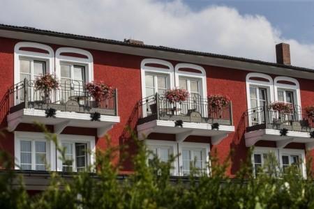 Hotel Füssinger Hof - v listopadu