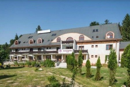 Hotel Garden - v listopadu