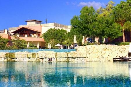 Aphrodite Hills Holiday Residence***** - letní dovolená