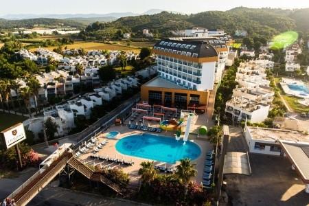 Throne Beach Resort - Side - Turecko