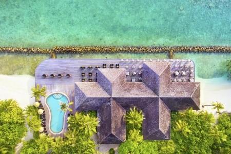 Kuredu Resort, Maledivy, Lhaviyani Atol