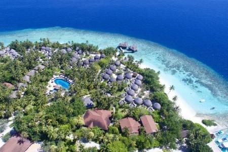 Bandos Island Resort & Spa, Maledivy, Severní Atol Male