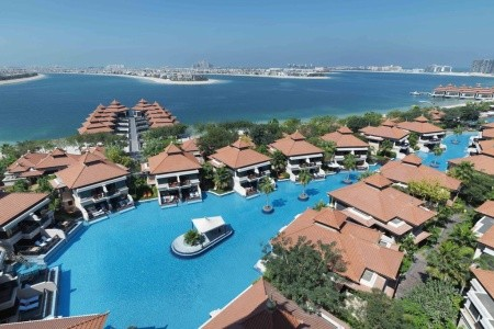 Anantara The Palm Dubai, Spojené arabské emiráty, Dubai
