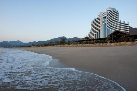 Le Meridien Al Aqah Beach, Spojené arabské emiráty, Fujairah