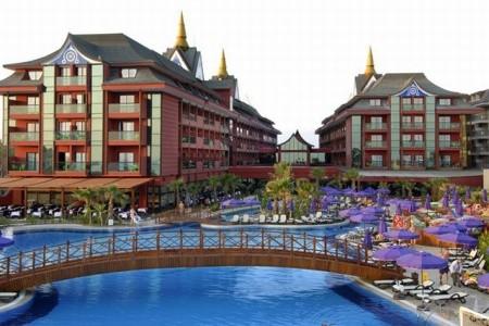 Siam Elegance Hotel & Spa, Turecko, Belek