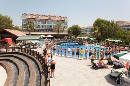 Seher Resort & Spa Hotel, Turecko, Side