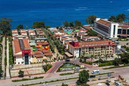 Crystal Aura Beach Resort & Spa, Turecko, Kemer