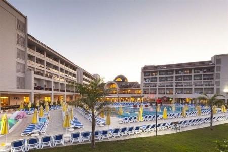 Seher Sun Palace Resort & Spa, Turecko, Side