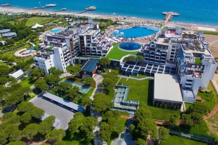 Selectum Luxury Resort, Turecko, Belek