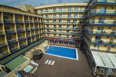Lloret De Mar / Hotel Festa Brava - v říjnu