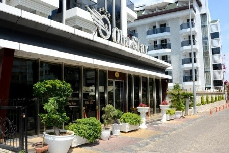 Oba Star Hotel, Turecko, Alanya