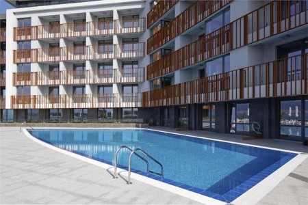 Paradiso Aparthotel - Bulharsko letecky z Budapešti