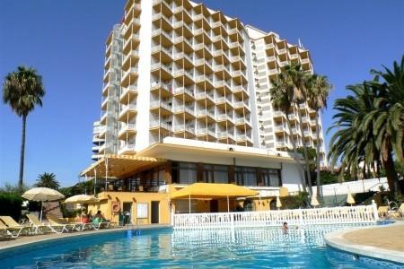 Hotel Monarque Torreblanca - v říjnu