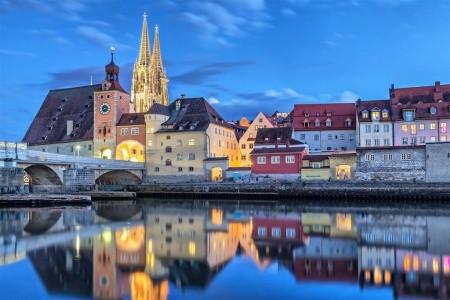 Vánoční Norimberk, Regensburg