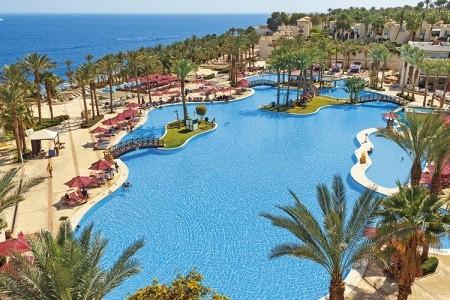 Hotel Grand Rotana Resort & Spa - v říjnu