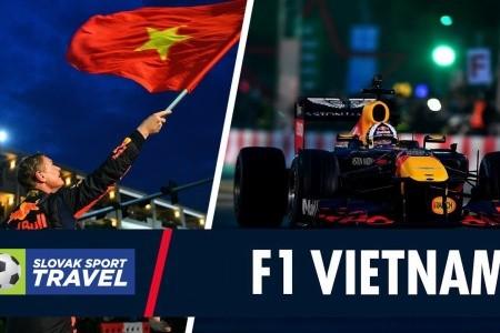 Formulu 1 - Veľká Cena Vietnamu 2020 - Predĺžená V - Last Minute a dovolená