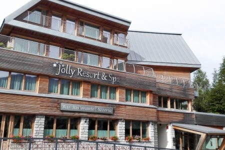 Passo Tonale/ponte Di Legno – Rezidence Jolly Resort & Spa - v březnu