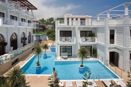 Hotel Royal Palace Resort & Spa - letní dovolená u moře