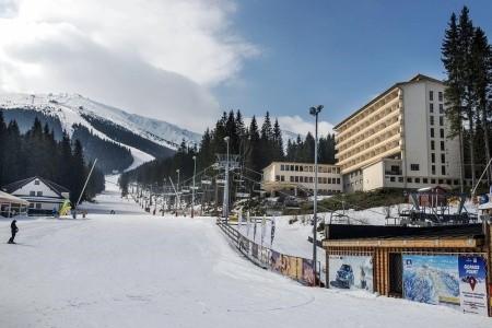 Hotel Snp - lyžování