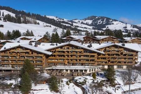 Golfhotel Les Hauts De Gstaad & Spa ****sup.