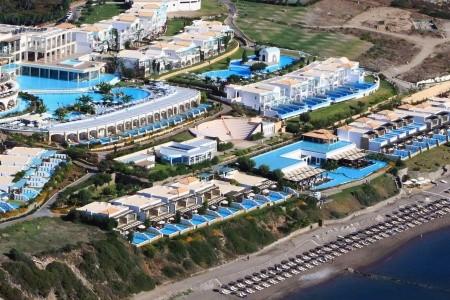 Atrium Prestige Thalasso Spa Resort & Villas - snídaně