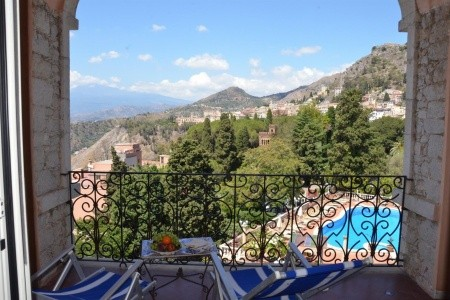 Taormina Park Hotel - Sicílie - Itálie