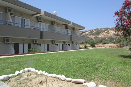Sevi Apartments - apartmány u moře