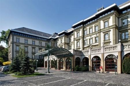 Grand Hotel Danubius Margitsziget - v únoru