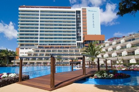 Pestana Carlton Madeira Premium Ocean Resort - Madeira  v lednu