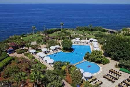 Merit Crystal Cove Hotel, Kypr, Severní Kypr