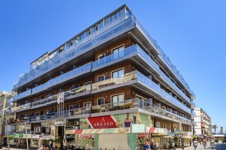 Hotel Avenida Benidorm - zimní dovolená