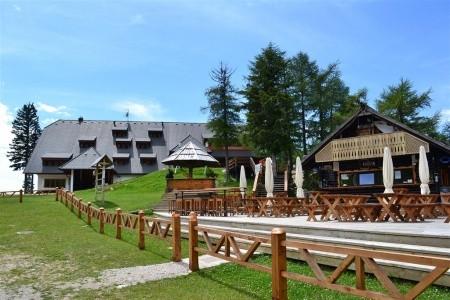 Hotel Krvavec - polopenze