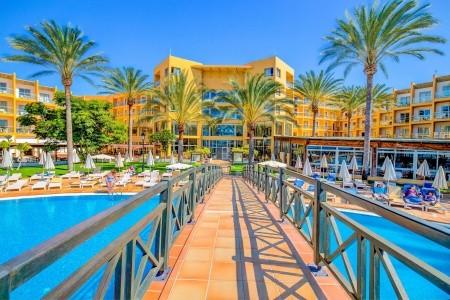 Hotel Sbh Costa Calma Beach - Kanárské ostrovy  v květnu