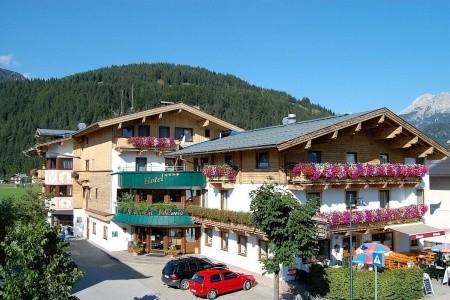 Hotel Edelweiss Hochfilzen - v říjnu