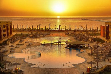 Hotel Magic Tulip Resort & Aquapark - Marsa Alam - Egypt