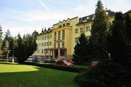 Hotel Skalka, Slovensko, Rajecké Teplice