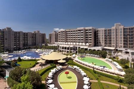Hotel Barceló Royal Beach - Slunečné pobřeží  - Bulharsko